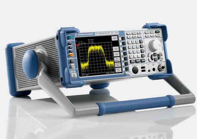 FSL 頻譜分析儀 3
