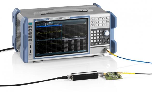 FPL 頻譜分析儀 2