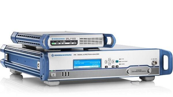 R&S®FPS信號和頻譜分析儀 3