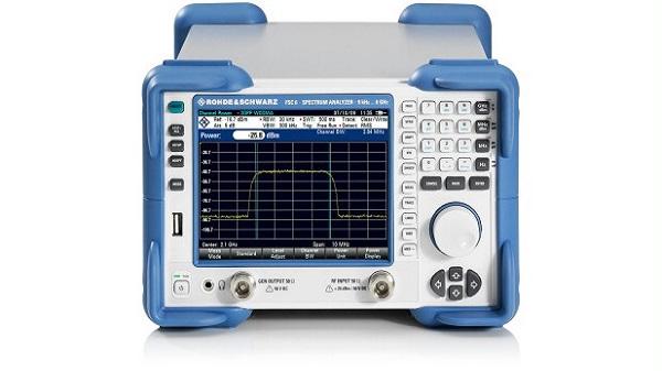 FSC 頻譜分析儀 4