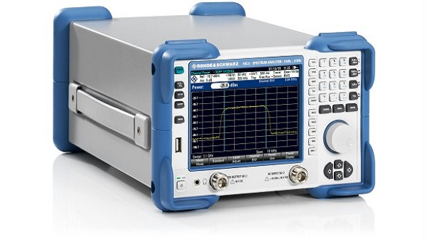 FSC 頻譜分析儀 3