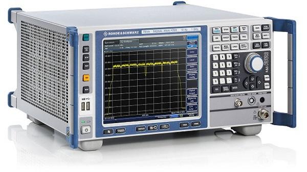 R&S®FSVA信號和頻譜分析儀 2