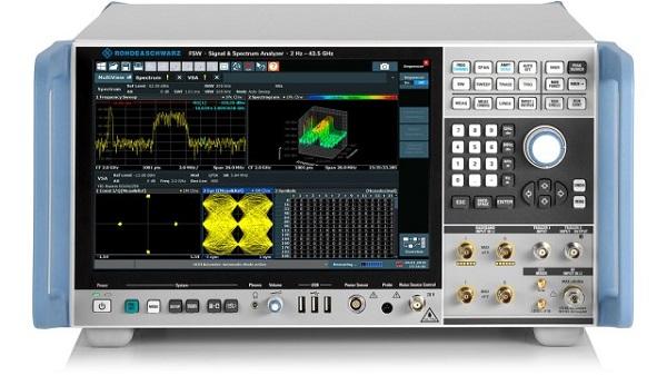 R&S®FSW信號和頻譜分析儀 1