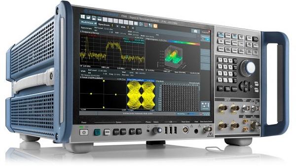 R&S®FSW信號和頻譜分析儀 4
