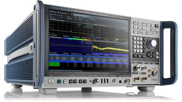 R&S®FSW信號和頻譜分析儀 5