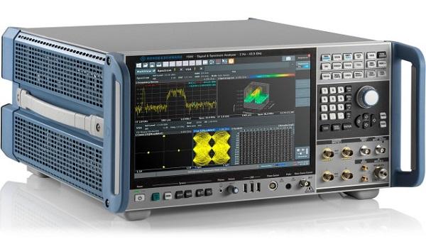 R&S®FSW信號和頻譜分析儀 2